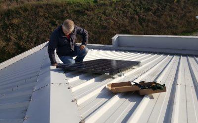 Painel Solar – Balanço do 3º mês