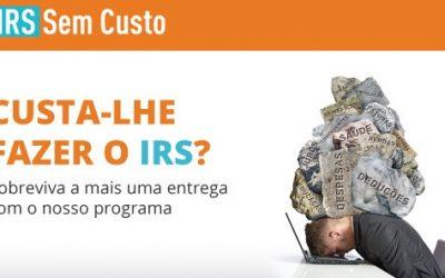 IRS Sem Custo (DECO) – Já se pode inscrever