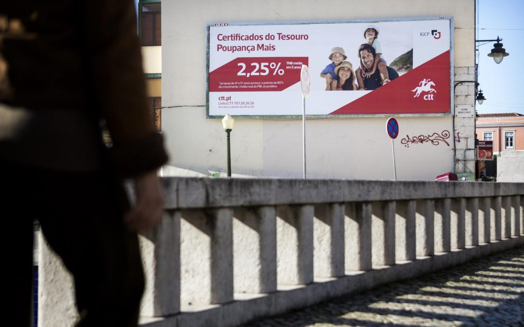 Quanto rendem em euros os novos Certificados do Tesouro