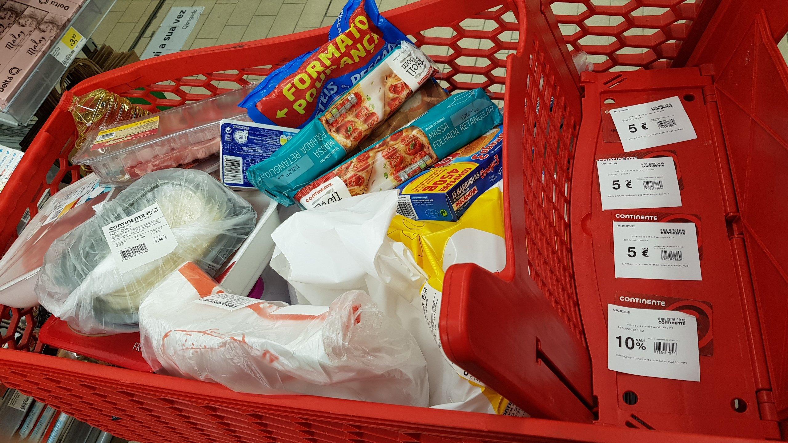 84f61d22e Poupar nas compras de supermercado - Um caso prático