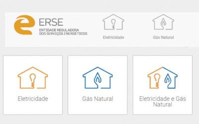 ERSE lançou hoje novo simulador de eletricidade e gás