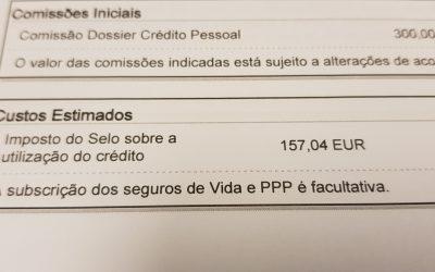Com uma pergunta no banco, podia poupar 2.323 €