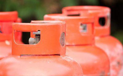 Preços máximos do gás engarrafado (18,20€ a 81,05€) entram hoje em vigor