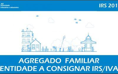 PRAZO PROLONGADO | Comunicação do agregado familiar pelo Portal das Finanças pode ser feita até dia 19