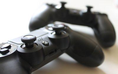 Mini-dica para quem gosta de jogos de vídeo (ou quer oferecer)
