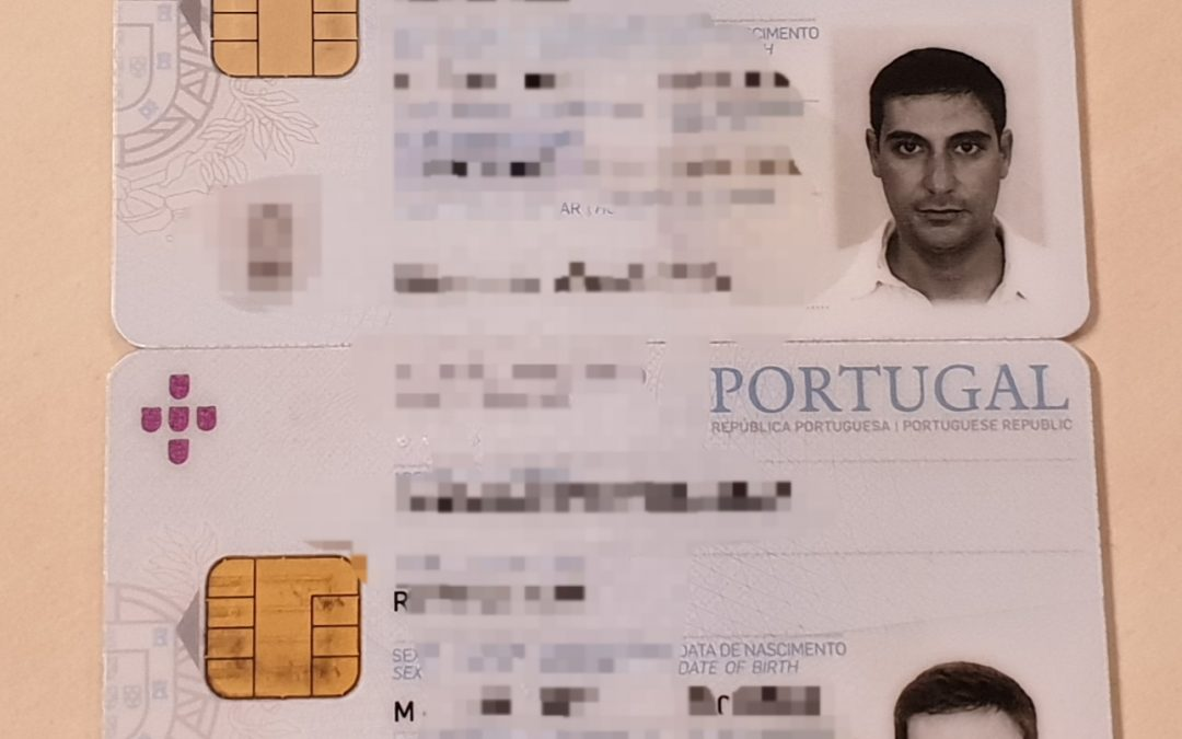 A foto fica mais escura se fizer a renovação do cartão de Cidadão online?