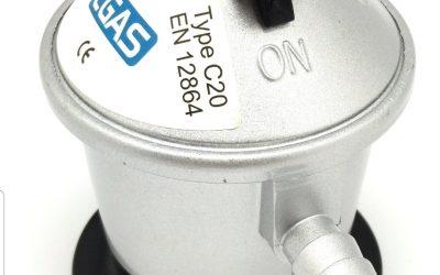 Pode trocar as botijas de gás – Mas e os redutores?