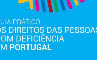 LEIA ou IMPRIMA o Guia para pessoas com deficiência em Portugal