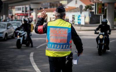 As exceções para entrar e sair da Área Metropolitana de Lisboa durante os fins-de-semana