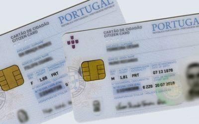 Renovação automática do cartão de cidadão para maiores de 25 anos