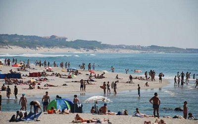 Multas até 100 euros se não usar máscara nos acessos à praia no próximo verão