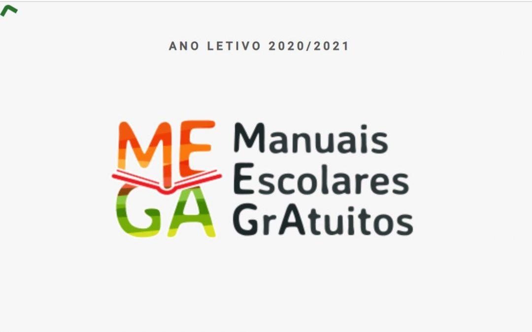 MANUAIS ESCOLARES GRATUITOS | Já pode aceder aos vouchers no portal MEGA desde hoje