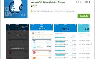 IRS | Fisco lança app e-fatura oficial para consultar e validar faturas pendentes