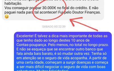 Viu o Contas-poupança… vai poupar 30.000 € no crédito à habitação