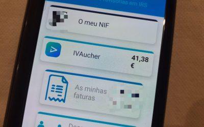 Em Junho juntei 41 euros no IVAucher. E você?